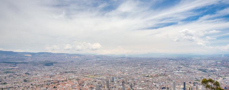 Bogota - Montserrate Hike (18 of 18) May 15-2