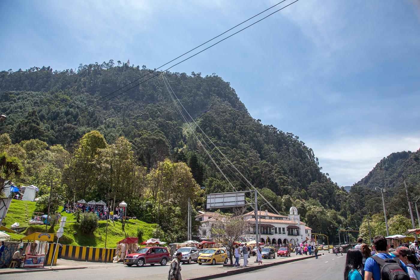 Bogota - Montserrate Hike