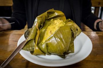 Tamales - Bogota