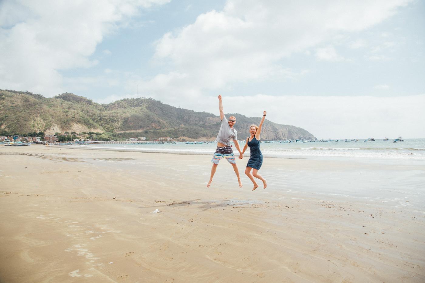 Loving Life in Puerto Lopez, Ecuador