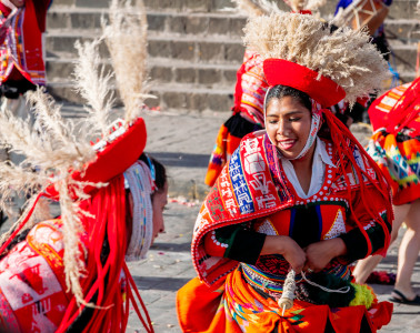 2015 Cusco Inti Raymi Festival -34- June 2015