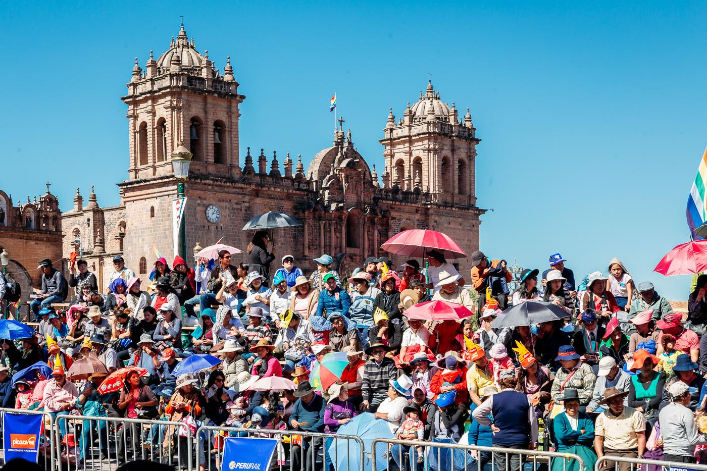 Cusco Inti Raymi Festival -82- June 2015