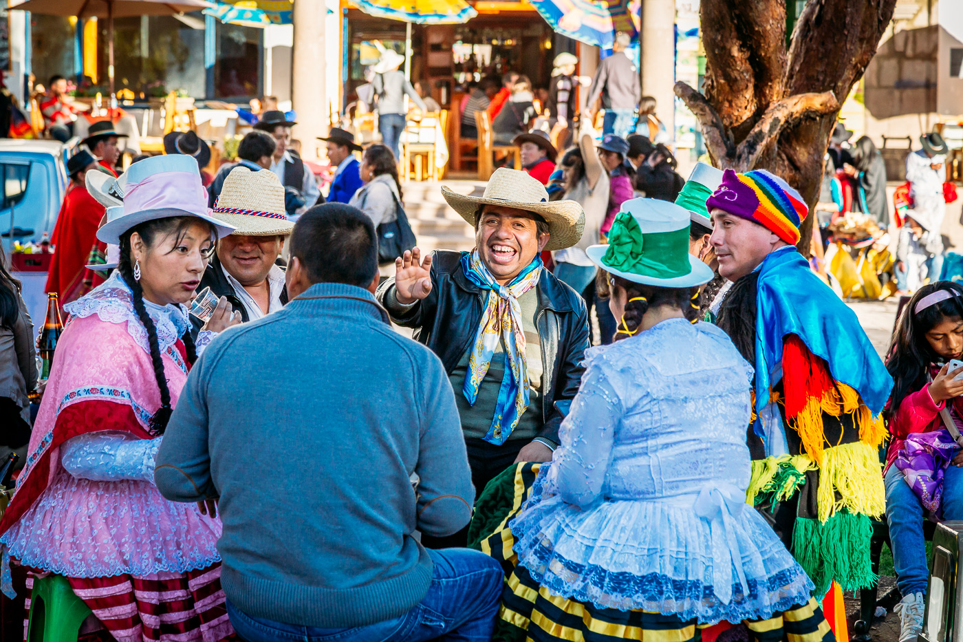 Inti Raymi Festivial In Cusco -9- June 2015