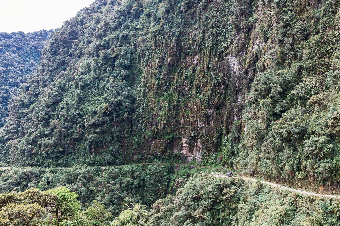 death road la paz yungas