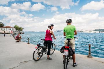 Istanbul Bike Tour with Istanbul on Bike