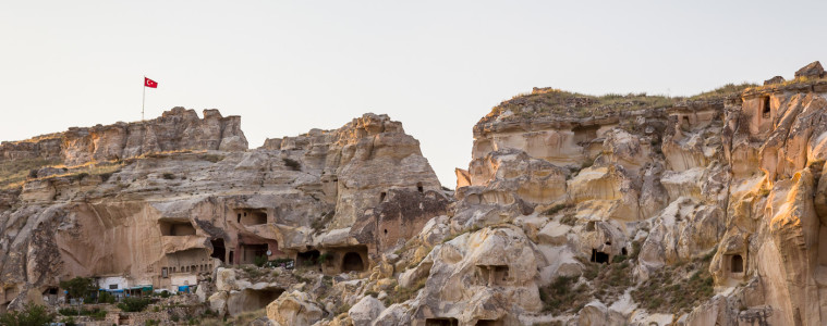 Our stay at a Cappadocia Cave Hotel, Esbelli Evi