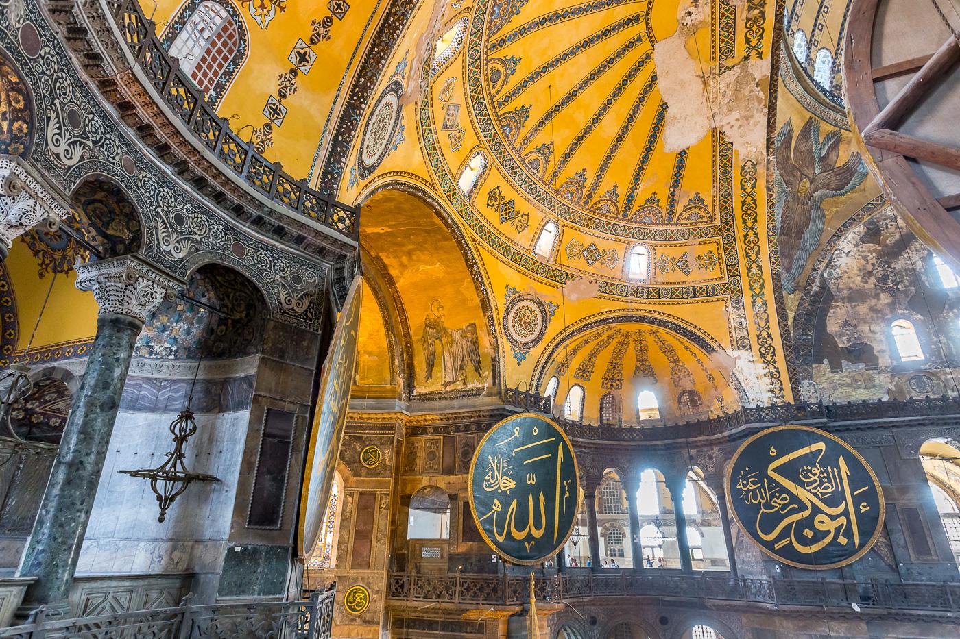 Hagia Sophia (Ayasofya) - Bold Travel