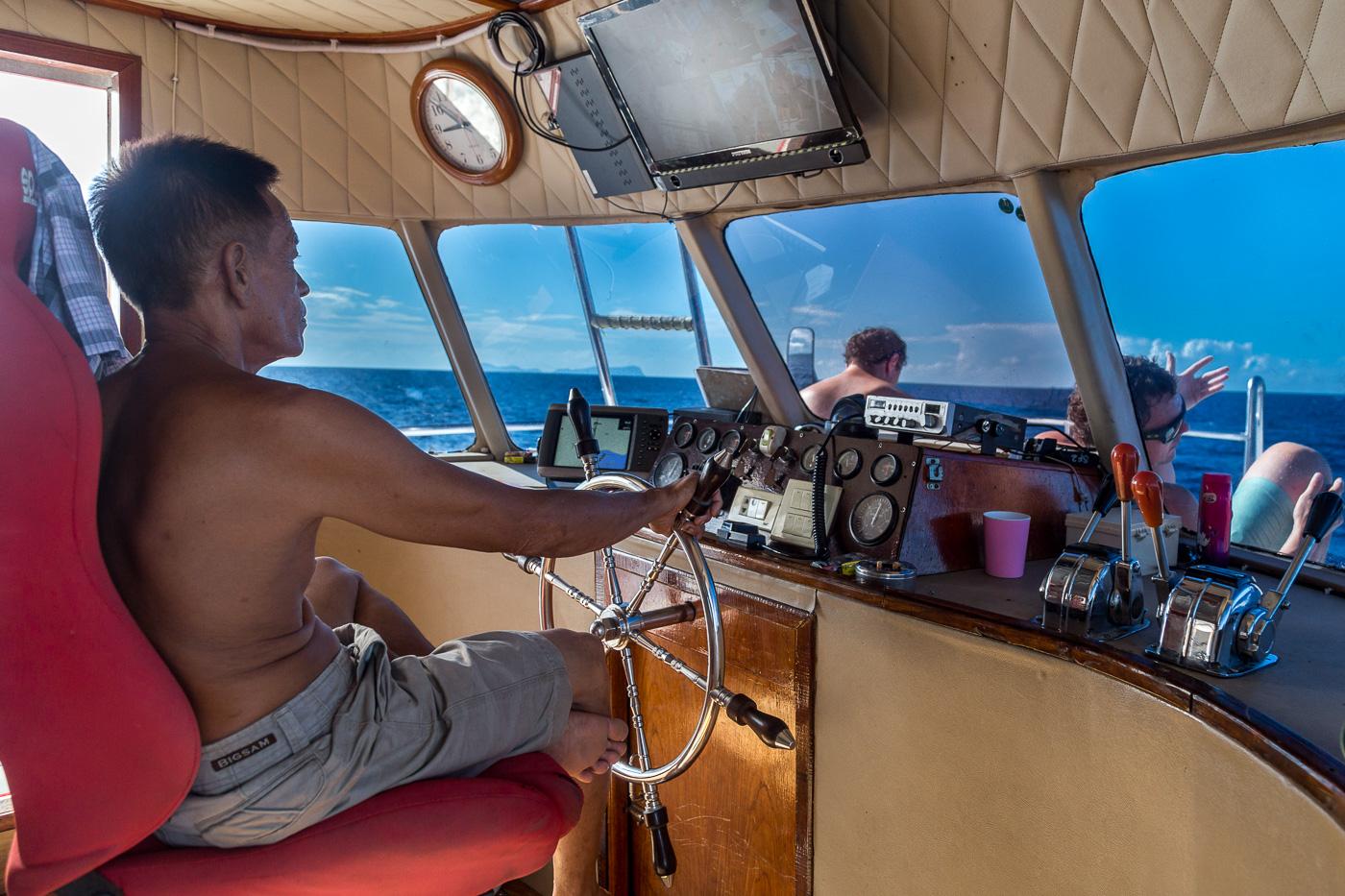 Our Koh Lanta diving adventure to Hin Daeng & Hin Muang with Scubafish