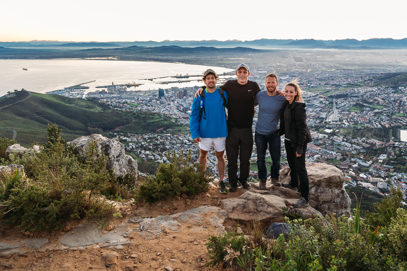 Lion's Head Hike completed