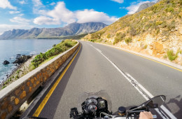 Bold Travel's motorcycle self drive guide to driving the Garden Route South Africa