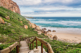 The best Garden Route trek, Robberg Nature Park outside of Plettenberg Bay