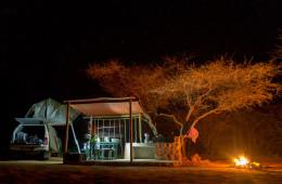 How to book campsites in Namibia self drive safari