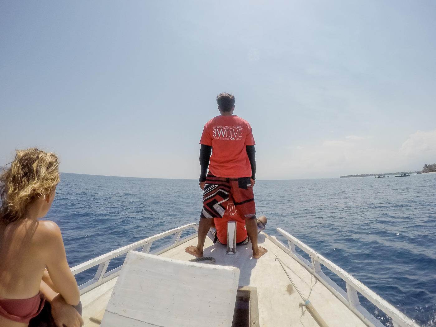how to get to gili air