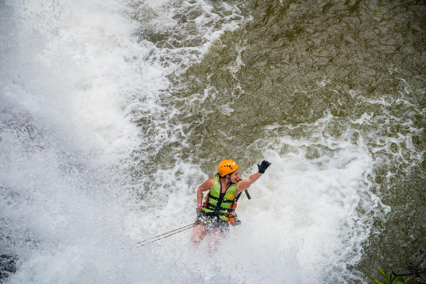 Dalat Canyoning Adventure -21