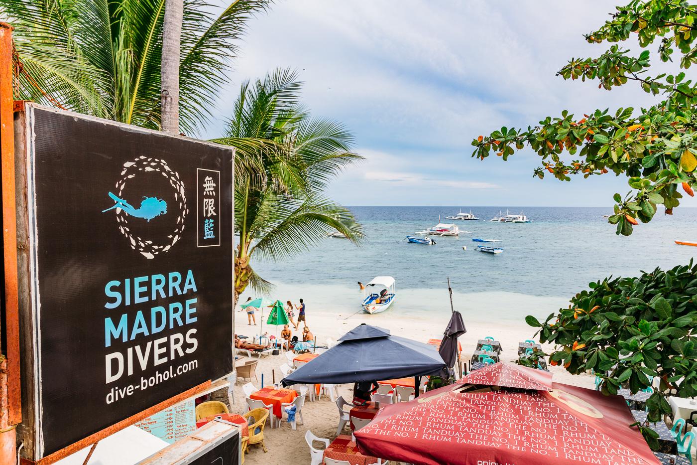 Sierra Madre Divers Advanced Open Water