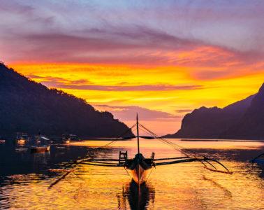 Scuba diving the world's most beautiful island El Nido Palawan Philippines